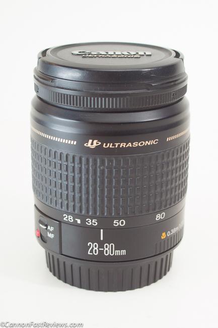 Canon 28-80mm f-3.5-5.6 IV EF USM Lens Cap-1