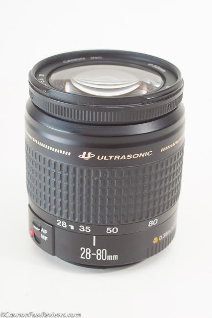 Canon 28-80mm f-3.5-5.6 IV EF USM Lens Sharpness-1