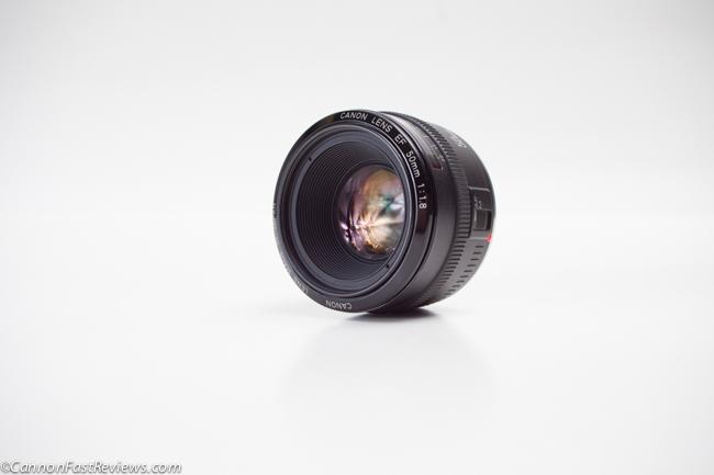 Canon 50mm f1.8 EF MKi-1