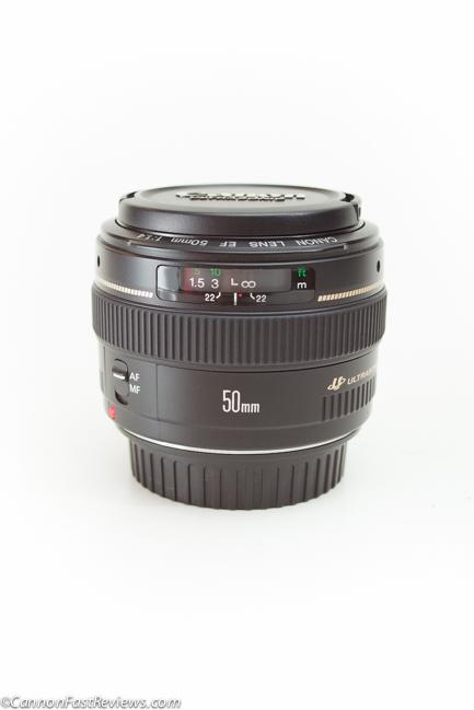 Canon EF 50mm f-1.4 USM-1