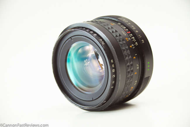 Focal 28mm 2.8 MC Auto M42-1