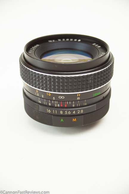 Focal 28mm 2.8 MC Auto M42 Inside-2