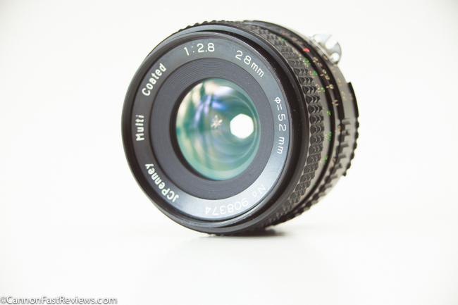 JCPenny 28mm 2.8 MC-1