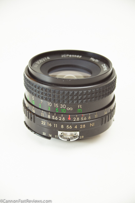 JCPenny 28mm 2.8 MC-2