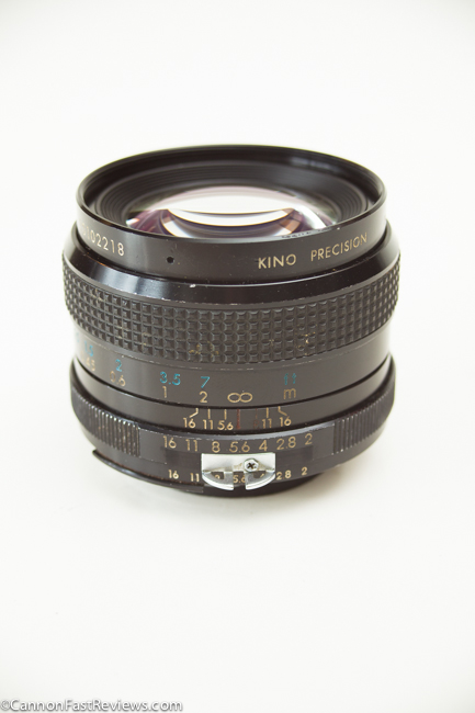 Kiron 28mm f/2 0 MC Kino Precision