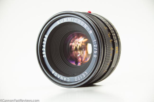Leica R Summicrom-R 50mm 2.0 Leitz-1