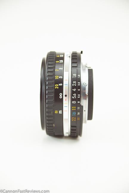 Nikon 50mm 1.8 Series E-2