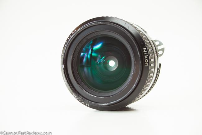 Nikon Nikkor 28mm 2.8 Ai-1