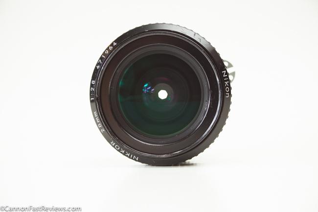 Nikon Nikkor 28mm 2.8 Ai-2