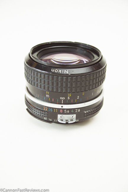 Nikon Nikkor 28mm 2.8 Ai-3