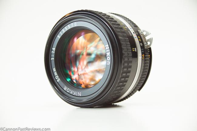Nikon Nikkor 50mm 1.4 Ai-s-1