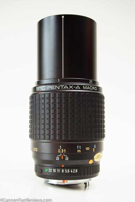 Pentax-A 100mm 2.8 SMC Macro -3