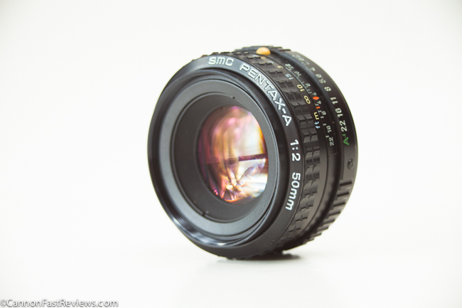 Pentax-A 50mm 2.0 SMC N-1