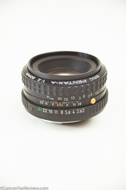 Pentax-A 50mm 2.0 SMC N-2