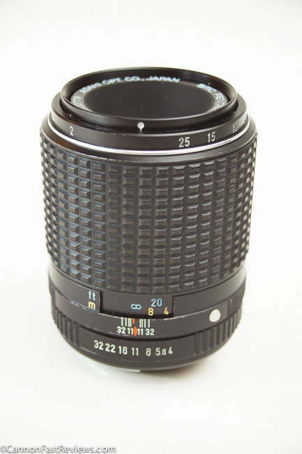 Pentax-M 100mm 4.0 Macro SMC  -2