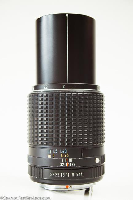 Pentax-M 100mm 4.0 Macro SMC  -3