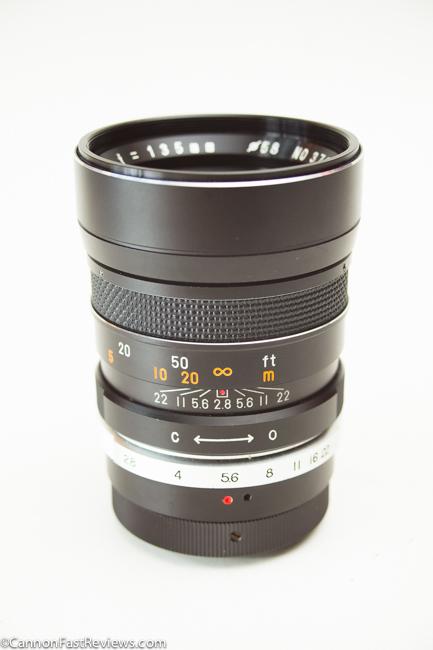 Pro 135mm 2.8-2
