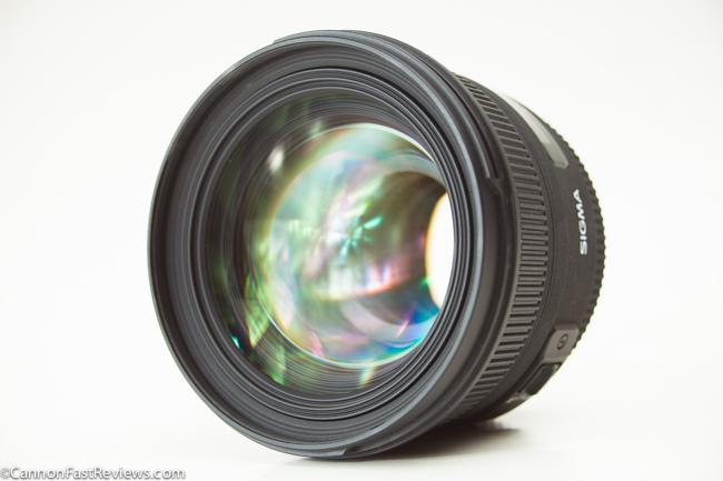 Sigma 50mm 1.4 DG HSM EX-1