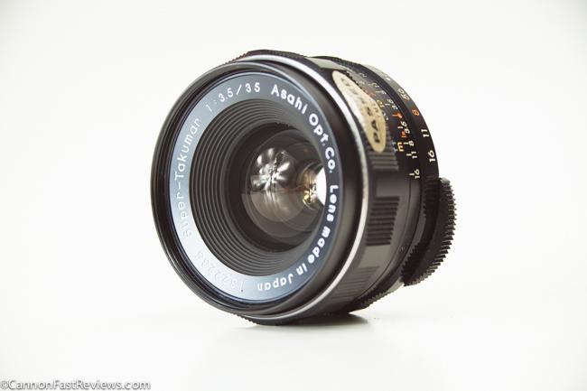 Super-Takumar 35mm 3.5-1
