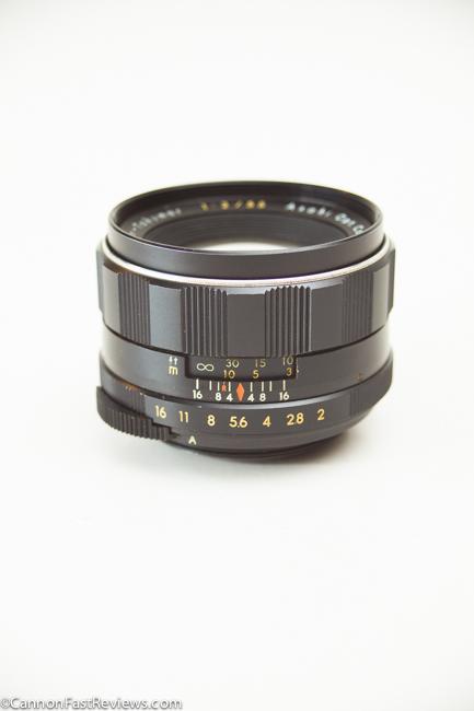 Super-Takumar 55mm 2.0 Asahi-2