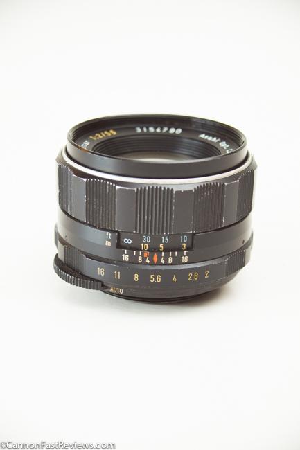 Super-Takumar 55mm 2.0 Asahi- old-2