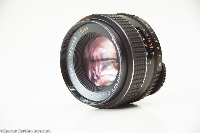 Takumar 55mm 2.0 SMC Asahi-1