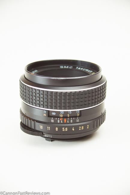 Takumar 55mm 2.0 SMC Asahi-2