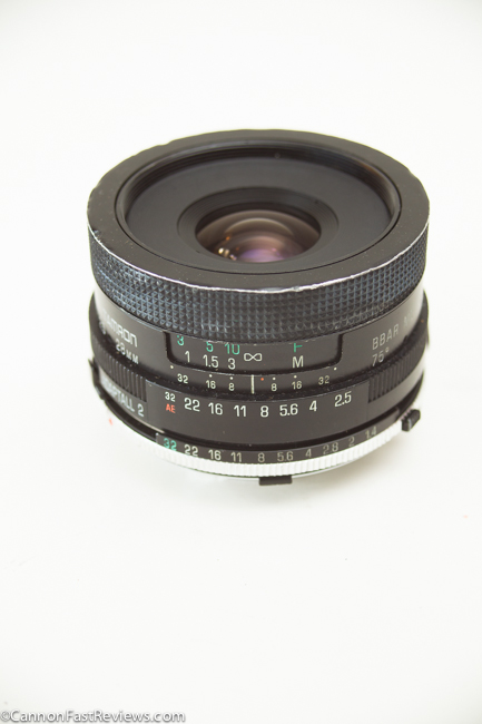 Tamron 28mm 2.5 BBAR MC Adaptall 2 -1