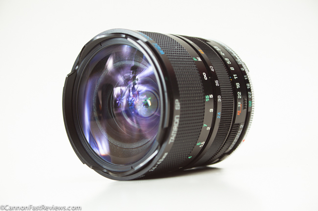 Tamron SP 24-48mm 3.5-3.8 BBAR MC Adaptall 2 Wide Zoom-1