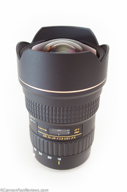 Tokina 16-28mm f-2.8 AT-X Pro SD IF FX Lens-1