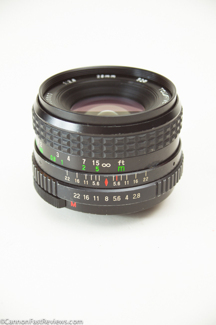 Tou-Five Star 28mm 2.8 Auto MC-2