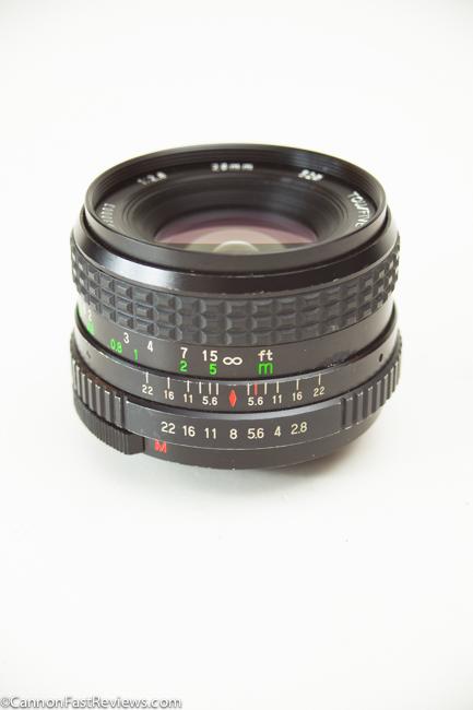 Tou-Five Star 28mm 2.8 Auto MC-2