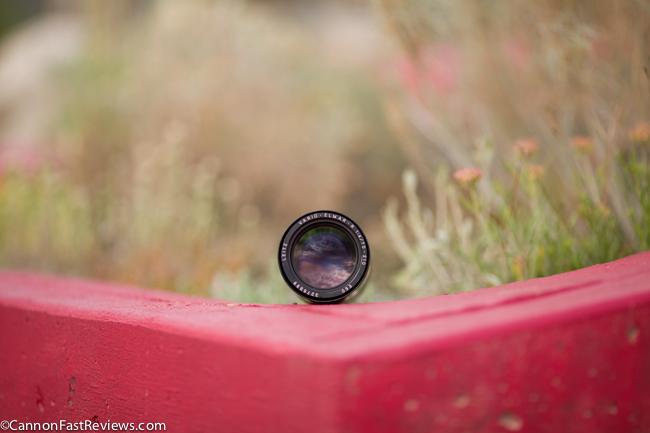 Canon 135mm f/2 0 L VS  Canon 85mm f/1 2 L II