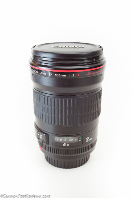 Canon EF 135mm f-2 L USM Lens Cap-1