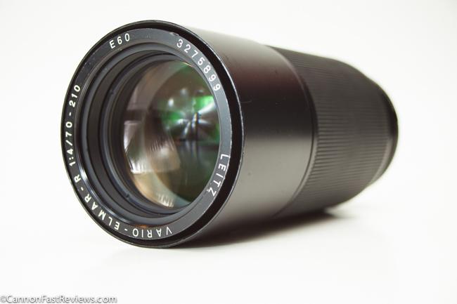 Leica R Leitz Vario-Elmar-R 70-210mm 4.0-1