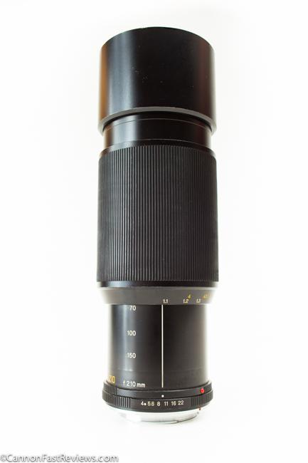 Leica R Leitz Vario-Elmar-R 70-210mm 4.0-3