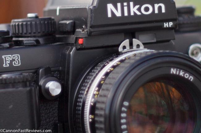 Nikon Nikkor 50mm 2 Ai Bokeh Center Crop f-2-1