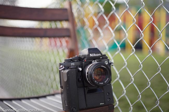 Nikon Nikkor 50mm 2 Ai Bokeh f-2-1