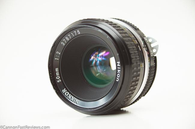 Nikon Nikkor 50mm 2.0-1