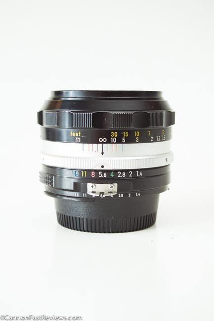 Nikon Nikkor-S.C 50mm 1.4 Auto-2