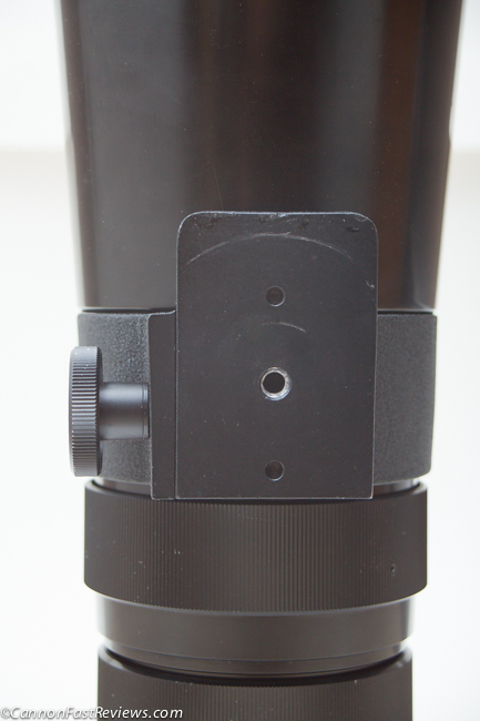Pentax SMC Takumar 500mm f-4.5 Asahi Review Tripod Mount-1
