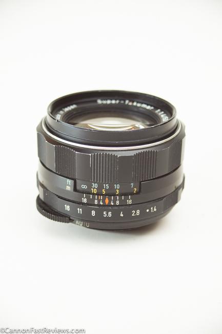 Super-Takumar 50mm 1.4 Asahi-2