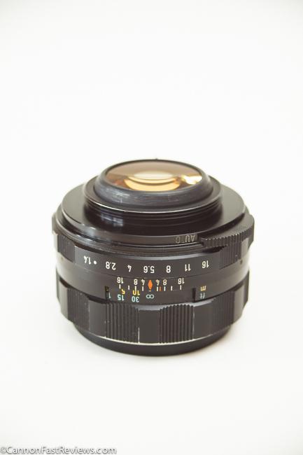 Super-Takumar 50mm 1.4 Asahi-3